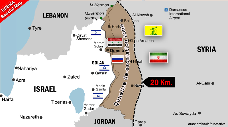 The strong pledges made by Prime Minister Binyamin Netanyahu, Defense  Minister Avigdor Lieberman and Chief of Staff Lt. Gen. Gady Eisenkott –  that Iran and ...